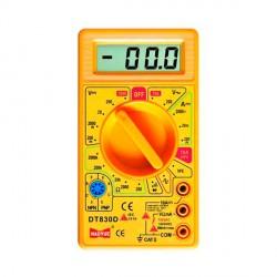DT-830D - Multimetro económico