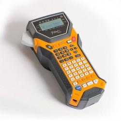 Brother PT-7600 - Rotuladora profesional portátil de cintas laminadas.