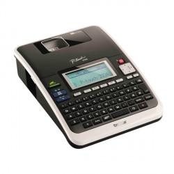 """Brother PT-2730 - Rotuladora de escritorio """"DUAL"""" de cintas laminadas."""
